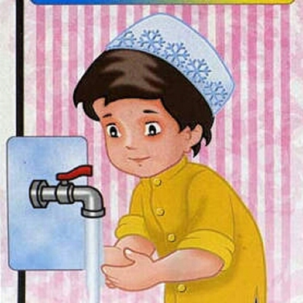 Gambar Kartun Wanita Wudhu Wudhu Friendly Ala Wardah Warta Pilihan